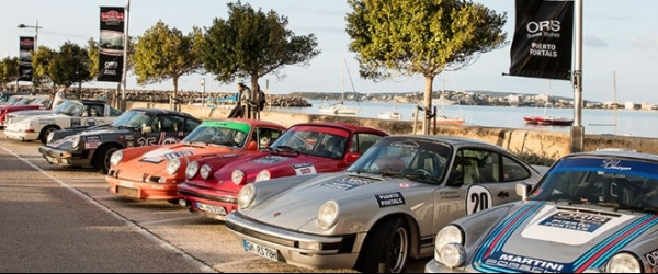 Classic Car Rally Mallorca