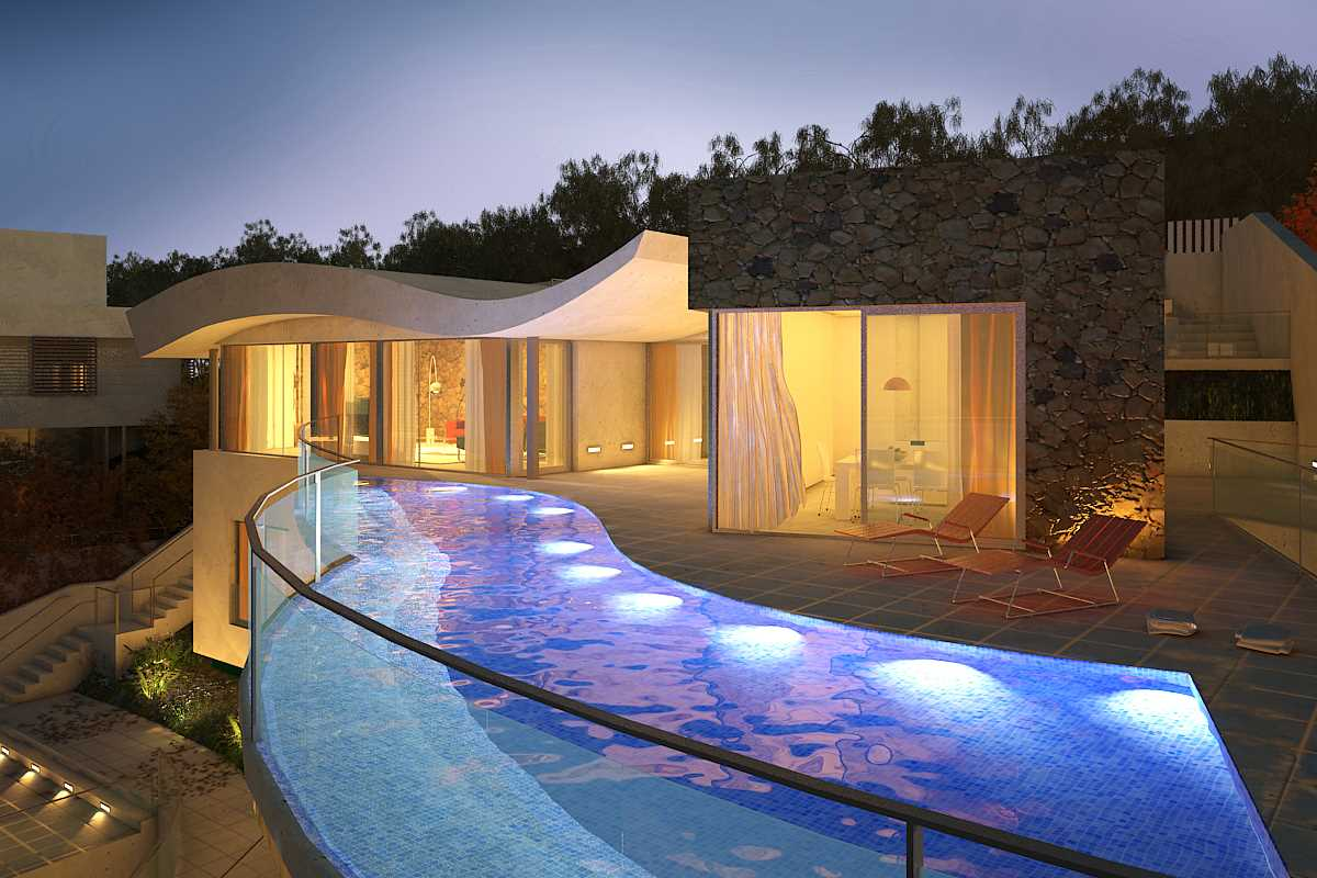 Deluxe designer villa project in envious location