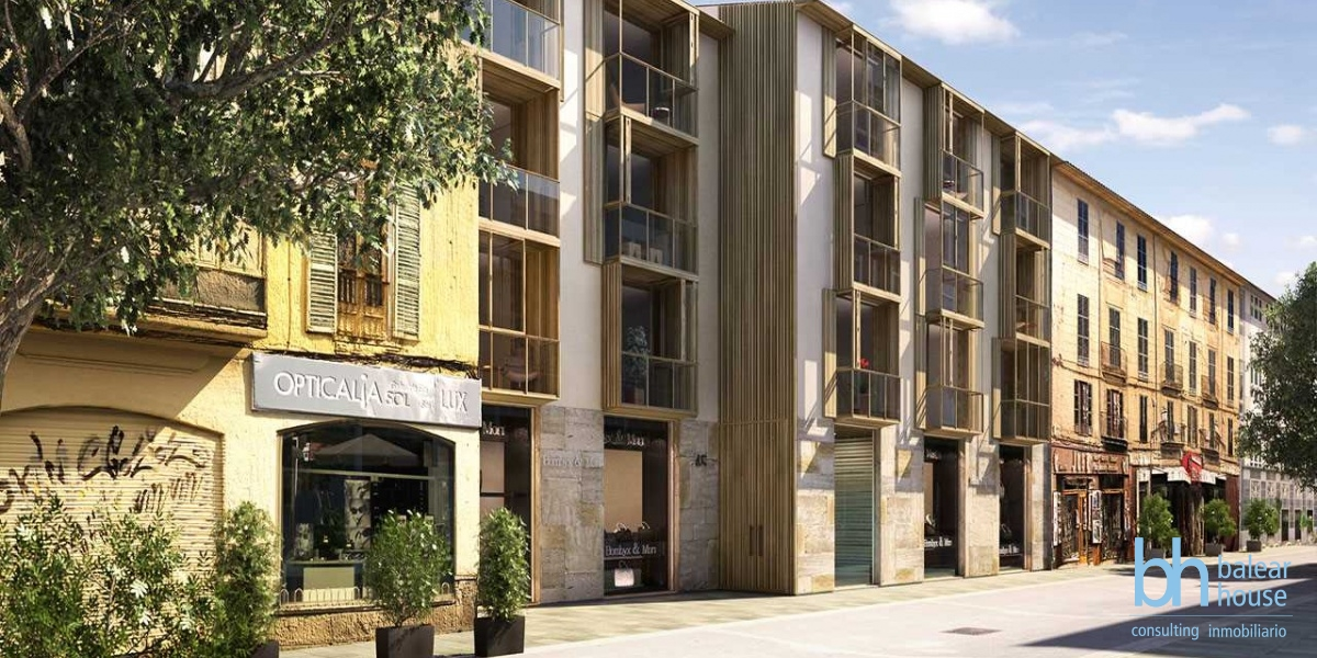LAST TWO UNITS - New luxury apartments near Las Ramblas in Palma Old Town
